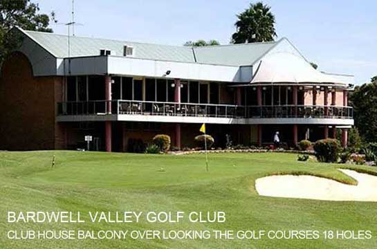 Club House of Bardwell Valley Golf Course