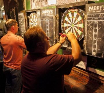 Bardwell Valley Darts Game Competition