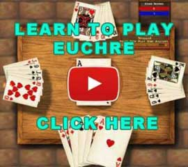 Learn to play euchre video