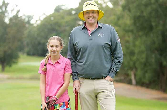 NSW Open Junior Pro-Am event