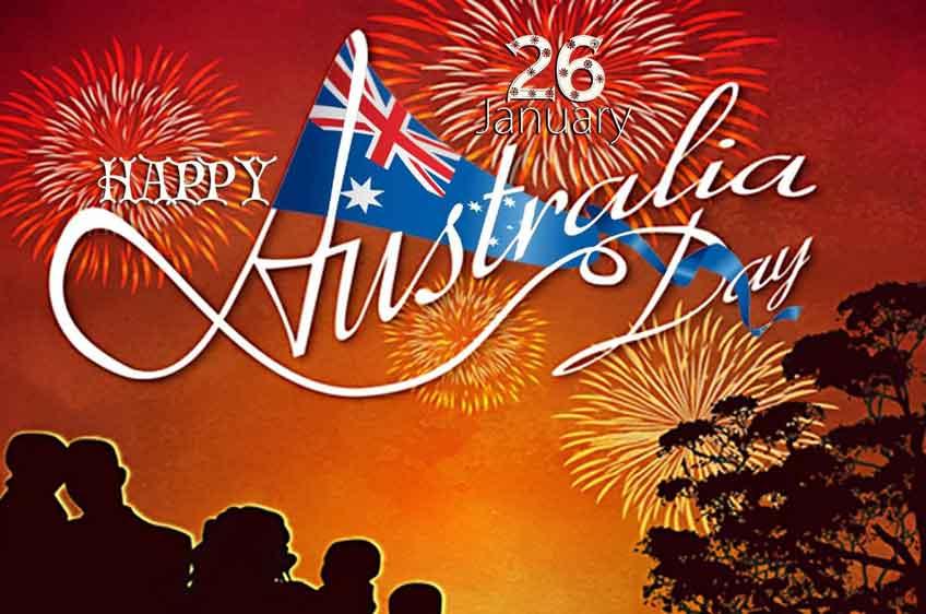 Australia Day 26th 2018