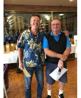 2BBB - Brett Whelan and Mark Churcher
