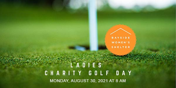 Ladies Charity Golf Day